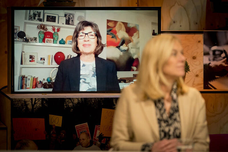 Amanpour and Kaag
